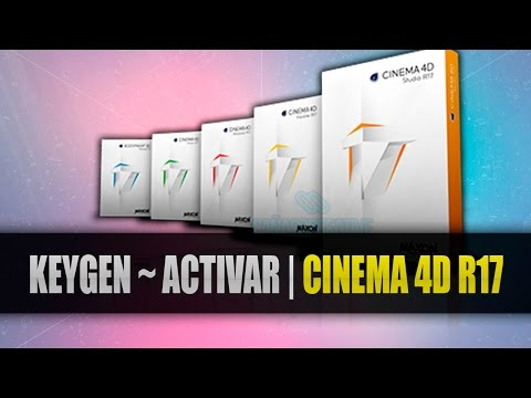 Cinema 4d r17 - Keygen Crack 2016