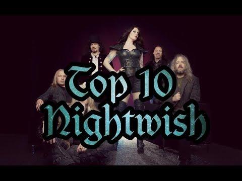 My Top 10 Nightwish Songs