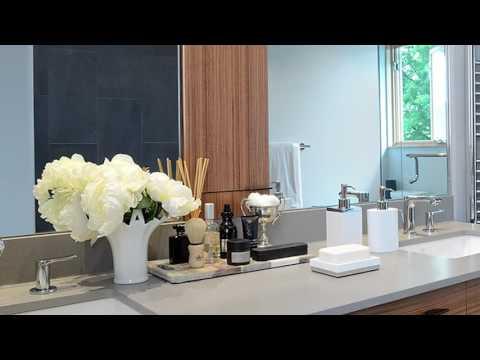 Contemporary Spa Bathroom - 2017 Bathrooms Over $30K - Silver