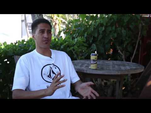 Pipeline Charger Kawai Lindo Shares Tips on Aloha and Surfing Pipe - The Inertia