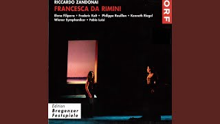 Provided to YouTube by Believe SAS Francesca da Rimini, Op. 4: Preludio · Wiener Symphoniker, Fabio Luisi Zandonai: Francesca da Rimini ℗ Edition ...