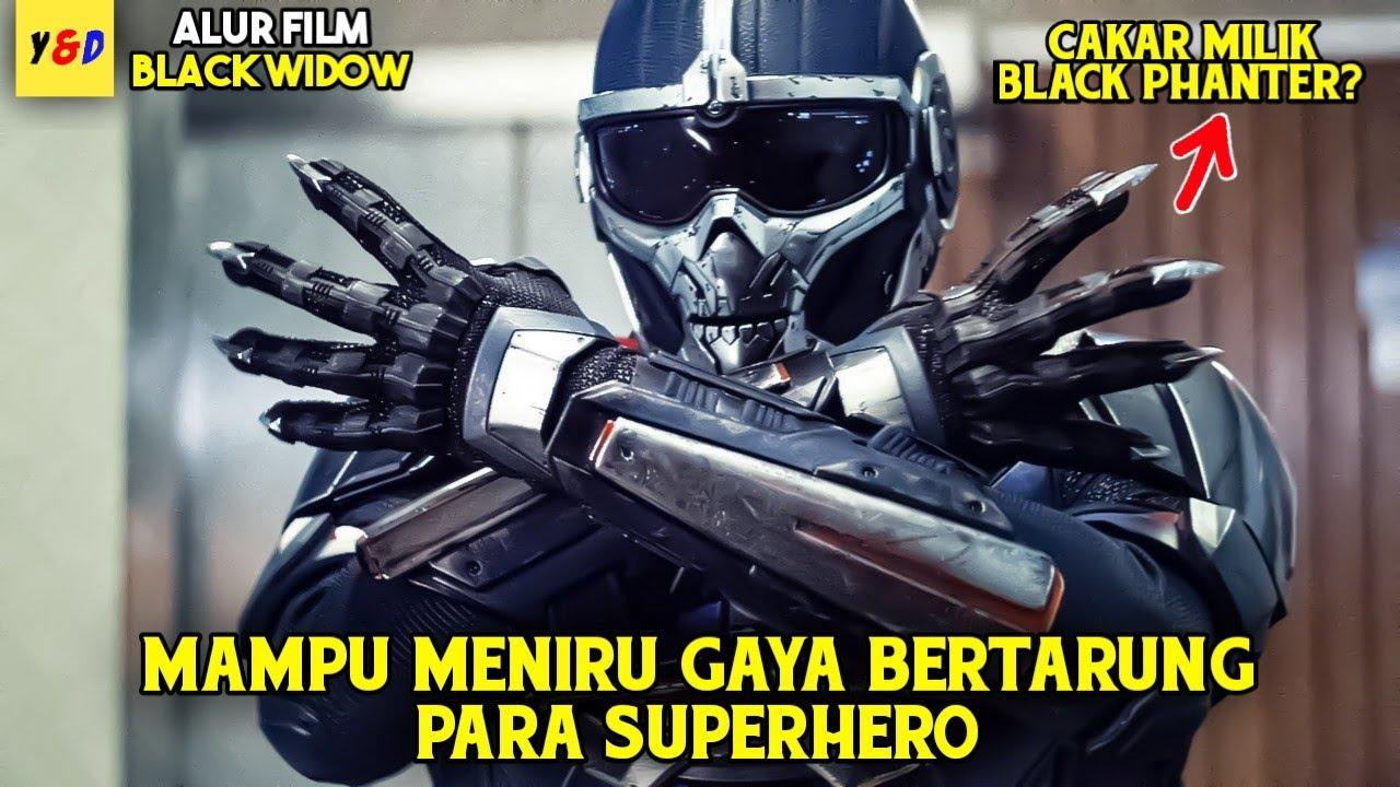 Prajurit Super Paling Ditakuti - ALUR CERITA FILM Black Widow