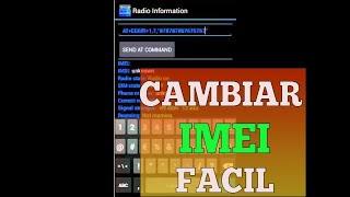 CAMBIO DE IMEI REPORTADO BLOQUEADO SIN PC EN ANDROID CUALQUIER PAIS