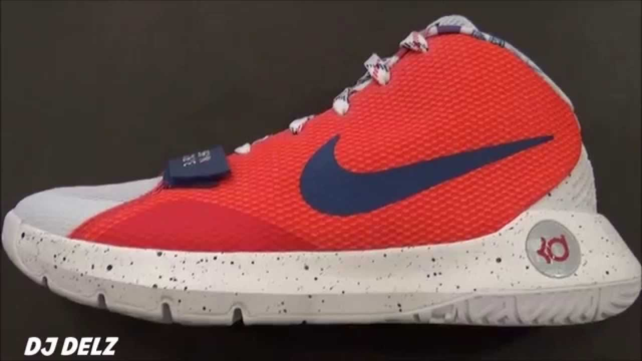 6bb25f08a4f9 Nike KD Trey 5 III Rise Shoe Review - YouTube