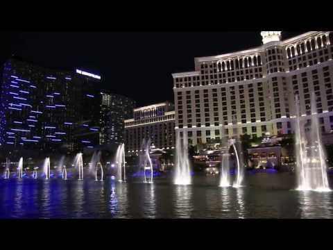 Bellagio Fountains - Your Song (2013)