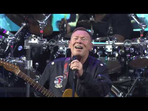 UB40 Feat Ali Campbell & Astro - 'Red Red Wine' LIVE At The Lion's Den Boomtown 2019