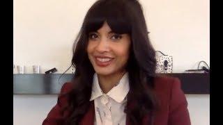 Jameela Jamil ('The Good Place'): 'Maniac' Mike Schur gave her first acting job