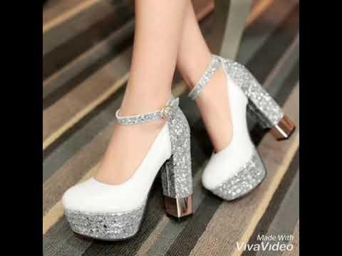 ТОП 25 Красивые туфли на каблуке на вечер