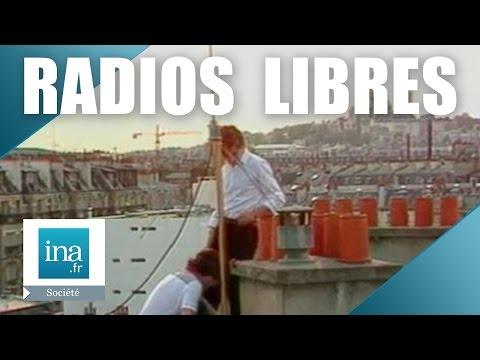 Les radios libres à Paris en 1981   Archive INA