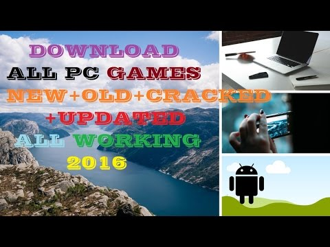 How To Download Free All Computer Games (PC) 2016 [100%Working]