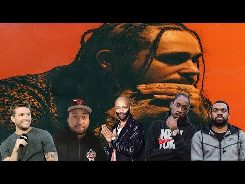Celebrities Talk About Post Malone (Joe Budden, Ryan Phillippe, DJ Akademiks & more)