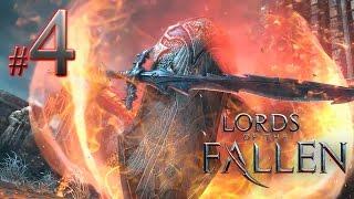 Lords of the Fallen -Ep 4- El Comandante