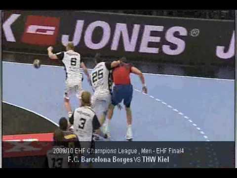 Thw Kiel Vs Barcelona