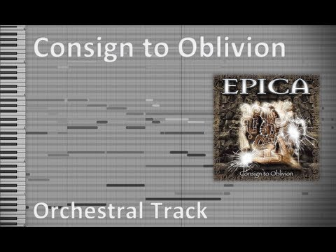 Consign to Oblivion (Epica) - Orchestral with Animated Score