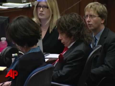 Phil Spector Found Guilty of 2nd-degree Murder