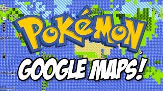 Pokemon e Google Maps, ação de Marketing FODA! VAMOS CAPTURAR TODOS!!!