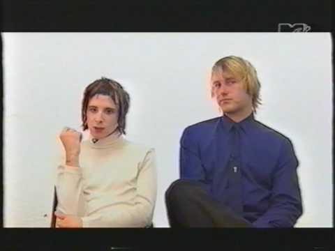 Sneaker Pimps MTV Clip 1999 (Part 1)