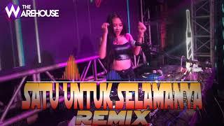 Gambar cover DJ SATU UNTUK SELAMANYA FUNKOT TERBARU THE WAREHOUSE