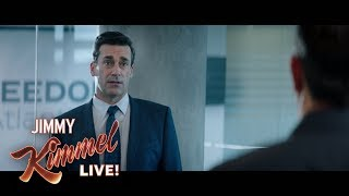 Jon Hamm on New Movie Tag
