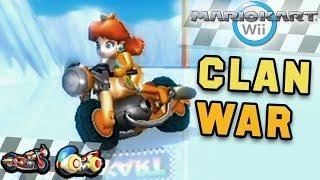 Mario Kart Wii Vehicle War: Sneakster vs Jet Bubble (150cc)