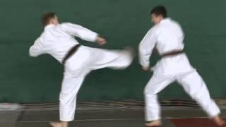 Обучение системе рукопашному бою Фильм 3 ч46