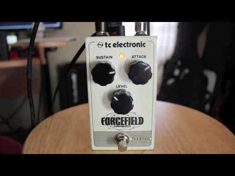Forcefield Compressor Bass Demo by Ariel Garcia