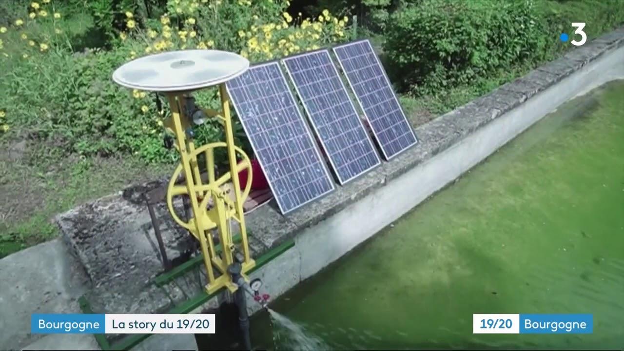 """TV report of """"France 3 Bourgogne Franche-Comté """""""