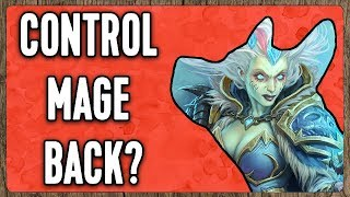 Control Mage is Back? [Hearthstone]