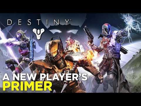 Destiny 2 Beginner's Guide: What you need to know if you skipped Destiny 1