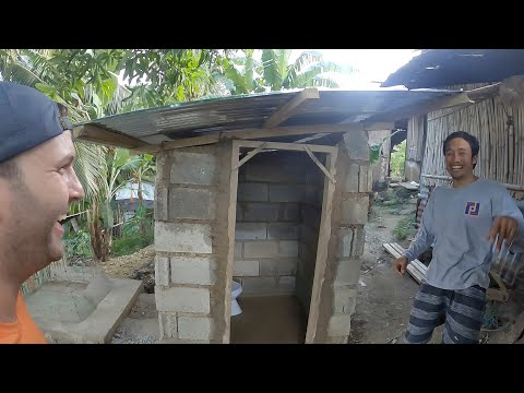 New CR/Toilet Projects for Filipino Families - Province Life Philippines