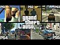 - GTA V PS1 VS PS2 VS PS3 VS PS4 VS PS5