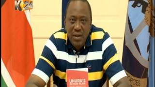 Chat With Uhuru Part 2