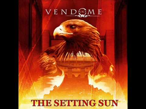 Place Vendome - The Setting Sun (M.Kiske) [lyrics]