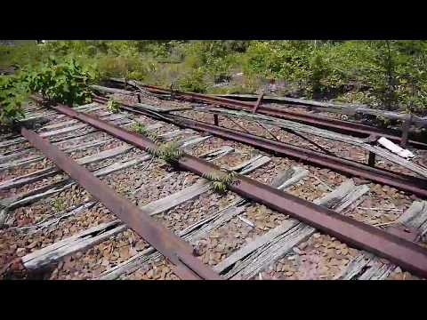 All 3.5 Miles of the Abandoned LIRR Rockaway Branch