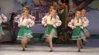 """Танець з вистави """"Бабусина скриня"""""""