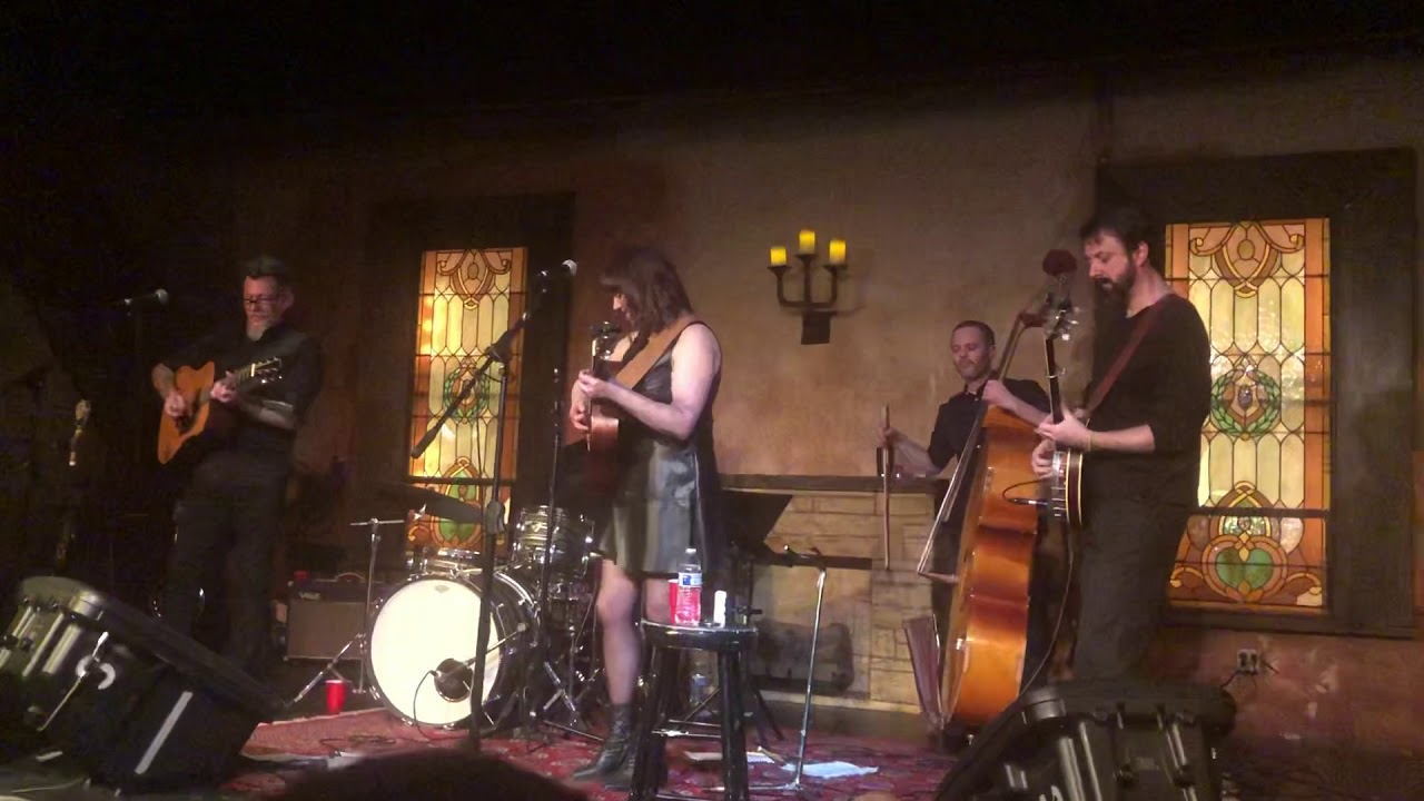 "Rochelle Clark and the Familiars ""In Time"""