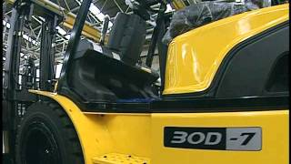 Hystackers | Hyundai Forklifts