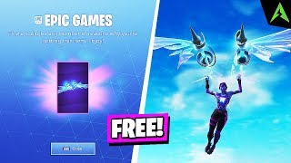*FREE* Item-ul *ARCANA GLIDER* in Fortnite..