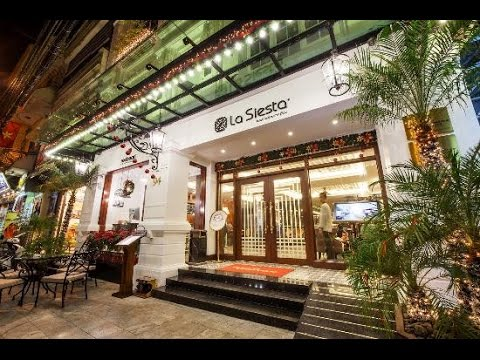 Hanoi La Siesta Hotel & Spa Official Video