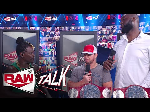 AJ Styles & Omos' message for RK-Bro and the Raw Tag Team division: Raw Talk, May 31, 2021