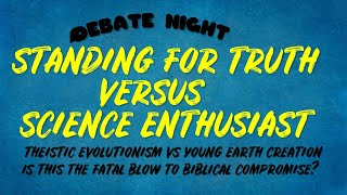 Science Enthusiast and Standing For Truth Talk Creation & Evolution