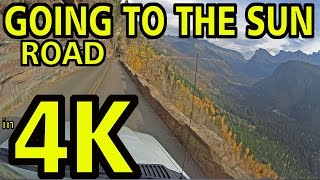 """""""Top 11"""" Tips for Surviving GOING-TO-THE-SUN ROAD in Glacier National Park ***4K Ultra HD***"""