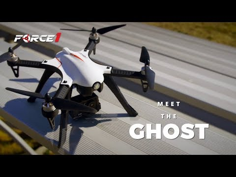 The F100GP 1080p GoPro Drone with Camera | Compatible with GoPro Hero 3 and 4 | Force1