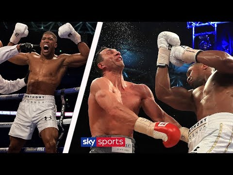 Anthony Joshua vs Wladimir Klitschko | Behind The Scenes | Full Documentary