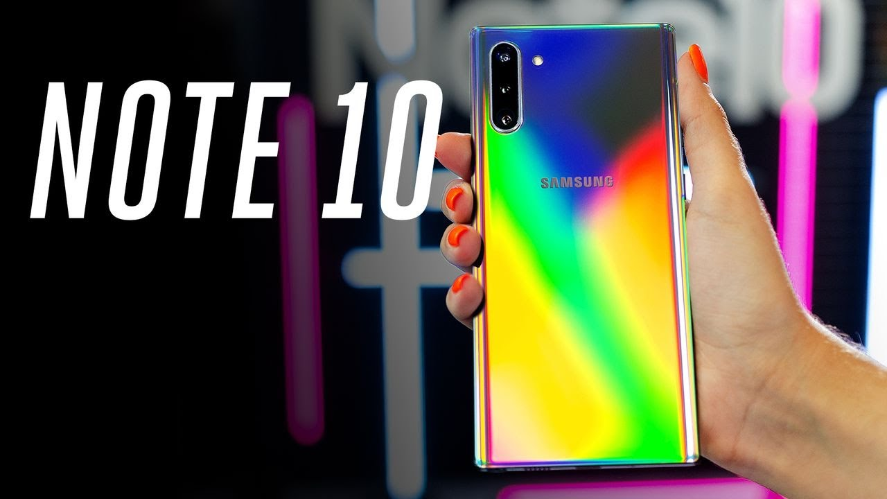 Samsung confirms Galaxy Note 10 won't work with its Gear VR