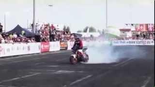 En iyi motor sürme yarışı (Stunt Grand Prix International)   LilTV