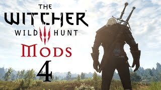 WITCHER 3 MODS #4: A Wave of New Mods