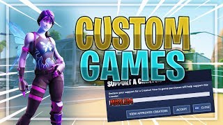 FORTNITE-THOSE BASIC WINS! CUSTOM GAMES//NEW SKIN IN THE STORE!