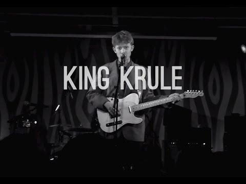 Ocean Bed King Krule Live