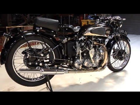 1939 Vincent HRD Series A Rapide - Jay Leno's Garage
